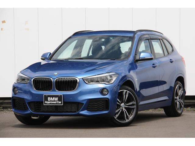 BMW X1 xDrive 18d Mスポーツ アドバンストアクティブセーフティーパッケージ ヘッドアップディスプレイ アクティブクルーズコントロール 19インチアルミ