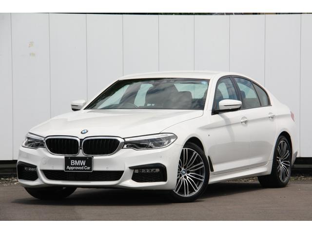 BMW 523d Mスポーツ クリーンディーゼル HDDナビ バックカメラ ステアリングアシスト パーキングアシスト アクティブクルーズコントロール Bluetooth ミュージックコレクション 電動リアゲート
