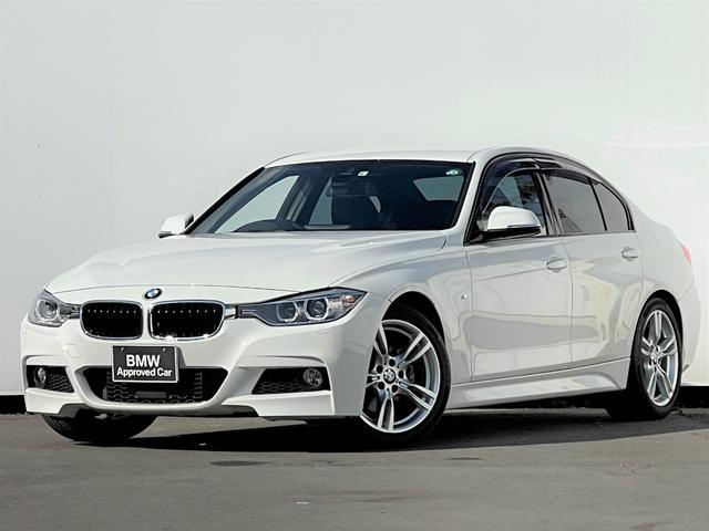 BMW 320i Mスポーツ Mスポーツ ブラックレザー アクティブクルーズコントロール 衝突被害軽減ブレーキ 歩行者警告 HDDナビ バックカメラ Bluetooth ミュージックコレクション