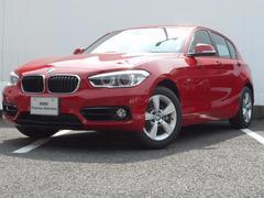 BMW118d スポーツ 弊社デモカー 禁煙車 パーキングサポート