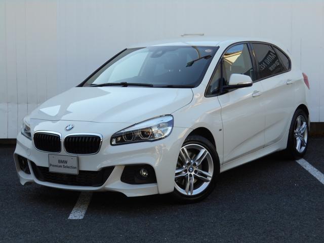BMW 218iアクティブツアラー Mスポーツ リアカメラ LED