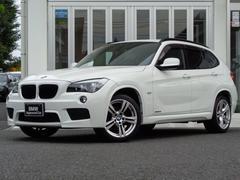 BMW X1sDrive 18i Mスポーツパッケージ ナビP 地デジ