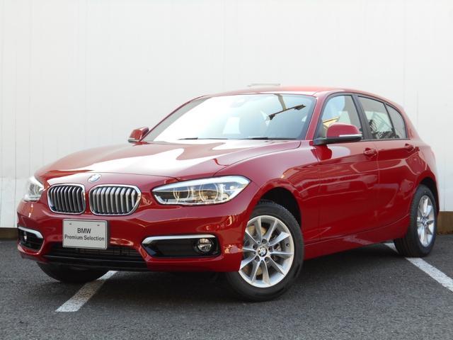 BMW 118i スタイル 弊社デモカー 禁煙車 パーキングP