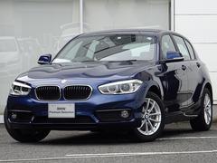 BMW118iプラスPPサポート純正ナビBカメラETC1オナ禁煙車