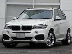 BMW X5xドライブ35dMスポSRセレクトACCモカ革ヒートTVナビ