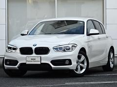 BMW118dスポーツPサポートLEDナビカメラPDCETC1オナ