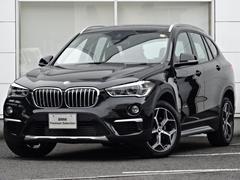 BMW X1xドライブ18dxライン4WD縦列駐車コンフォート18AW
