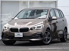 BMW218dGRスポーツコンフォート縦列駐車ナビカメラ前席ヒータ