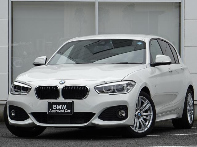 BMW 118dMスポーツACCクルコンPサポ純ナビカメラETC禁煙