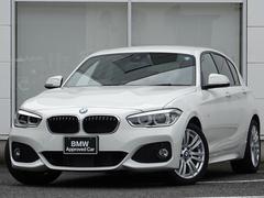 BMW118dMスポーツACCクルコンPサポ純ナビカメラETC禁煙