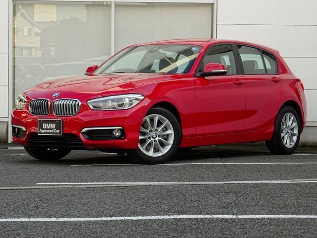 BMW 118i スタイル クルーズコントロール リヤカメラセンサー