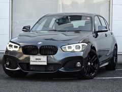 BMW118d Mスポーツ エディションシャドー デモカー 禁煙