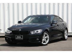 BMW420iグランクーペ Mスポーツ 白革 1オーナー 禁煙