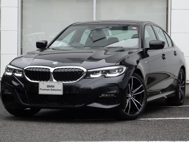 BMW 320i Mスポーツ デビューP 黒革 19AW 禁煙