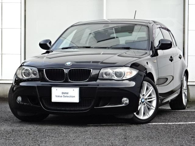 BMW 116i Mスポーツパッケージ 社外ナビ 社外地デジ 禁煙