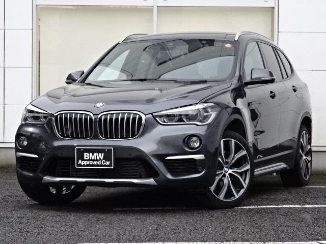 BMW xDrive 25i xライン デビューパッケージ ブラックレザーシート シートヒーター 電動シート 19インチアルミ LEDヘッドライト HDDナビゲーション バックカメラ 前後センサー ウッドパネル ACC ETC 1オーナー
