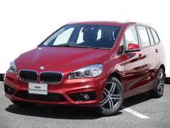 BMW220iグランツアラー スポーツ HDDナビ リアカメラ