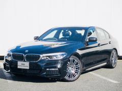 BMW523d Mスポーツ 19AWステアアシスト ACC