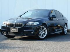 BMW523i Mスポーツパッケージ ウッドトリム Rカメラ