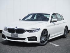 BMW523i Mスポーツ 弊社デモカー 禁煙車 19インチAW