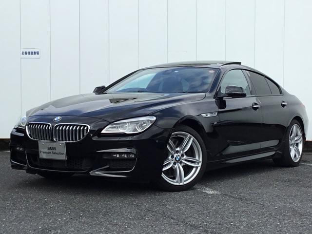 BMW 650iグランクーペ Mスポーツ サンルーフ ACC