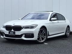 BMW740Li Mスポーツ BMWタッチコマンド パノラマR