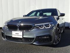 BMW523i Mスポーツ ハイラインP 黒レザー 19AW