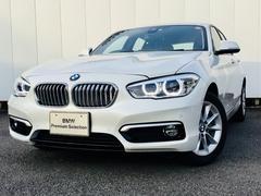 BMW118i スタイル 弊社DC 禁煙車 LED リヤカメラ