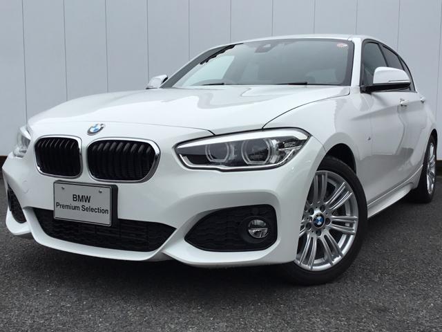 BMW 118d Mスポーツ 1オーナー パーキングP LED