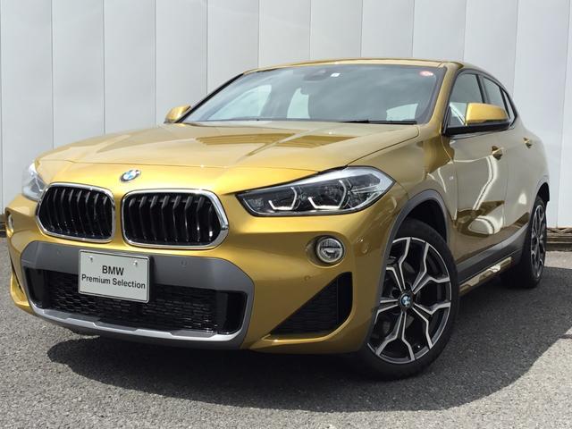 BMW xDrive 20i MスポーツX ハイラインパック ACC
