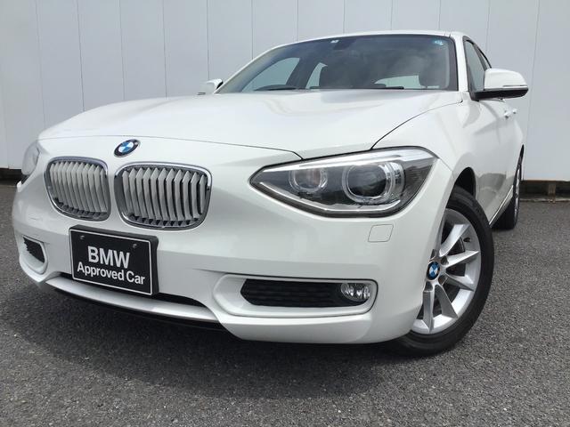 BMW 116i スタイル パーキングP HDDナビ ETC 禁煙車