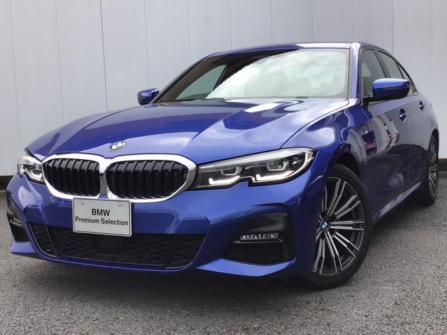 BMW 320i Mスポーツ アクティブクルーズコントロール ドライブアシスト LEDライト リアカメラ パークディスタンスコントロール ETC車載器 Blue-Tooth 外部入力端子 コンフォートアクセス 禁煙車