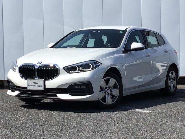 BMW 118i プレイ ナビゲーションパッケージ コンフォートパッケージ アクティブクルーズコントロール ドライブアシスト Blue Tooth ミュージックサーバー 16インチAW アイドリングストップ LED 禁煙車