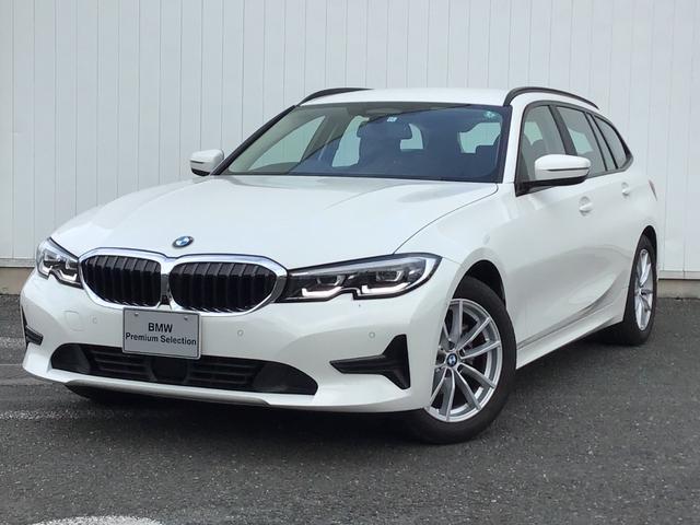 BMW 318iツーリング アクティブクルーズコントロール ドライブA トップビューカメラ コンフォートアクセス 純正HDDナビ Blue Tooth ミュージックサーバー マルチ液晶メーター 17インチAW LED 禁煙車