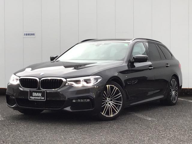 BMW 523iツーリング Mスポーツ ハイラインパッケージ コンフォートP イノベーションP アクティブクルーズコントロール シートヒーター シートクーラー ブラックレザーシート 全周囲カメラ マルチ液晶メーター ヘッドアップディスプレイ LED 禁煙車