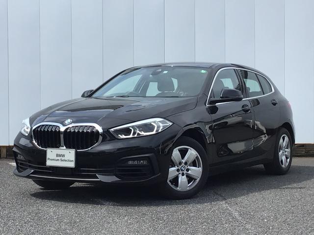 BMW 118i プレイ アクティブクルーズコントロール ドライブアシスト 純正HDDナビ Blue Tooth ミュージックサーバー マルチ液晶メーター コンフォートアクセス アイドリングストップ 16インチAW 禁煙車