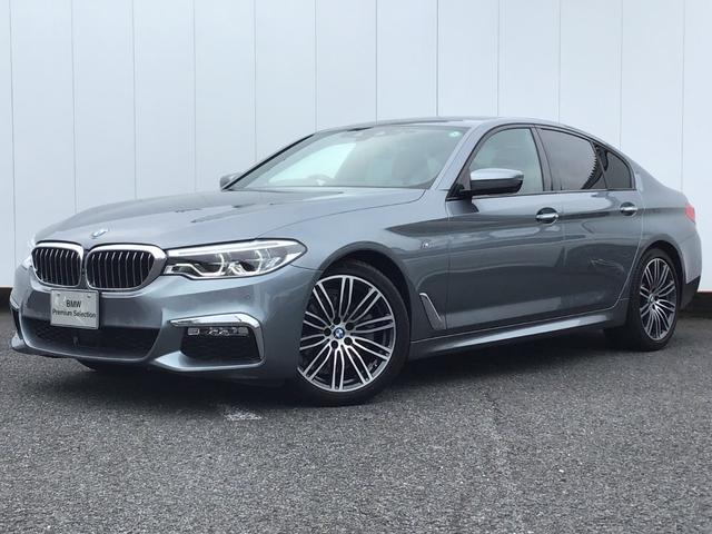 BMW 5シリーズ 523i Mスポーツ アクティブクルーズコントロール ドライブアシスト 地デジチューナー トップビューカメラ コンフォートアクセス 純正HDDナビ Blue Tooth ヘッドアップディスプレイ 19インチAW 禁煙車