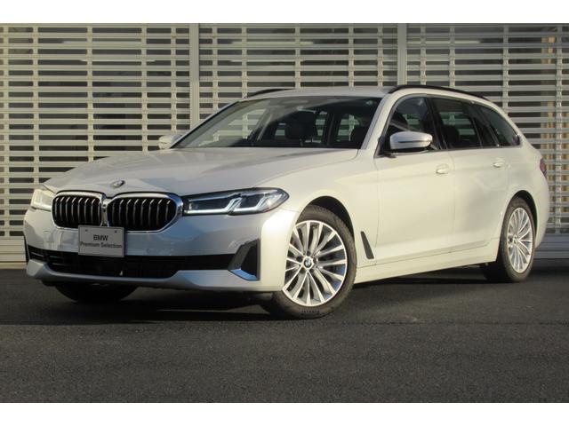 BMW 523dxDriveツーリングラグジアリEDジョイ+ ブラックレザー アクティブクルーズコントロール ドライブアシスト トップビューカメラ コンフォートアクセス マルチ液晶メーター アイドリングストップ ヘッドアップディスプレイ LED ETC 禁煙車