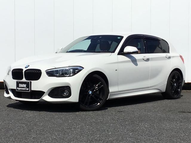 BMW 1シリーズ 118i Mスポーツ エディションシャドー アクティブクルーズコントロール ドライブアシスト ブラウンレザー コンフォートアクセス アイドリングストップ Blue Tooth ミュージックサーバー LEDヘッドライト ETC 1オーナー 禁煙車