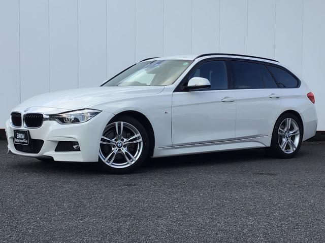 BMW 320iツーリング Mスポーツ アクティブクルーズコントロール ドライブアシスト コンフォートアクセス アイドリングストップ Rカメラ 電動リアゲート 純正HDDナビ Blue Tooth ミュージックサーバー 1オーナー 禁煙車