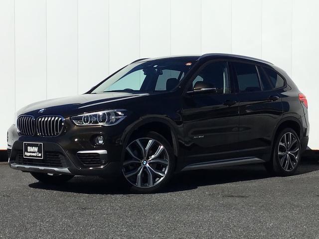 BMW xDrive 18d xライン ハイライン ブラウンレザー コンフォートアクセス アクティブクルーズコントロール ヘッドアップディスプレイ アイドリングストップ HDDナビゲーション Blue Tooth LED 1オーナー 禁煙車