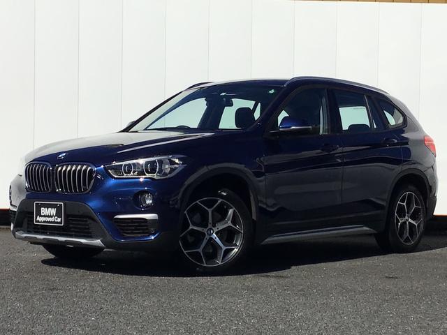 BMW xDrive 18d xライン アクティブクルーズコントロール コンフォートアクセス ヘッドアップディスプレイ 電動ゲート アイドリングストップ HDDナビゲーション Blue Tooth ミュージックサーバー 1オーナー 禁煙車
