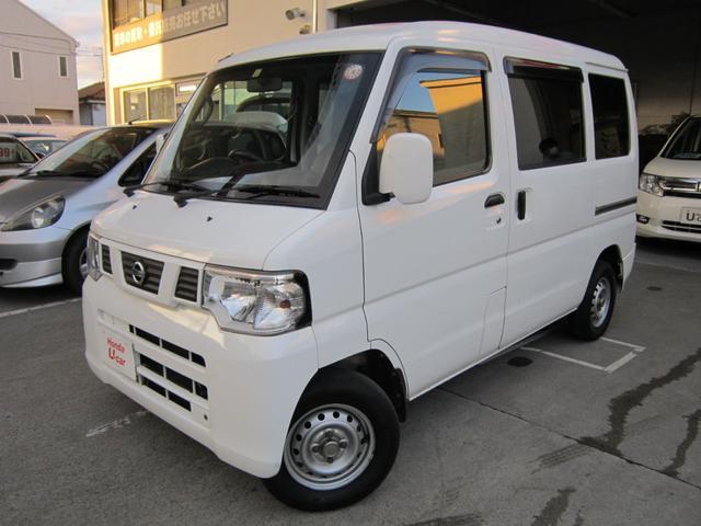 日産 DX G・LパックTベルト交換済・ETC・キーレス