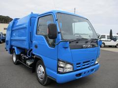 エルフトラック新明和プレス式4.2m3