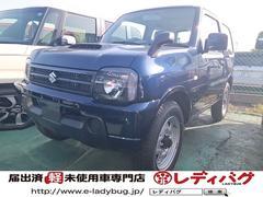 ジムニー XG 届出済未使用車 4WD 4AT エアコン AW16(スズキ)