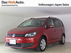 VW ゴルフトゥーランTSI コンフォートライン 純正ナビ 後席モニタ 認定中古車