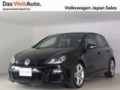 VW ゴルフR 4MOTION 純正ナビ リアビューカメラ 認定中古車