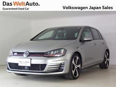 VW ゴルフGTIACC 純正ナビ DCCPKG スマートキー 認定中古車