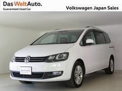 VW シャランTSI ハイライン 純正ナビ パワーテールゲート 認定中古車