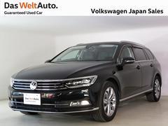 VW パサートヴァリアントTSIハイライン ACC 純正ナビ バックカメラ 認定中古車